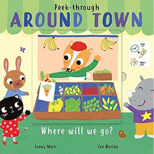 Zoe Waring - Waring, Z: Around Town (Peek-Through, Band 3) - Preis vom 25.02.2021 06:08:03 h