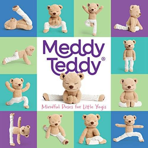 Meddy Teddy - Meddy Teddy: Mindful Poses for Little Yogis - Preis vom 18.04.2021 04:52:10 h