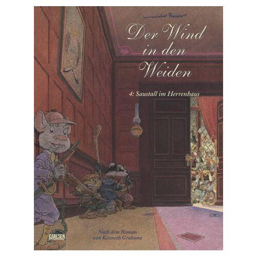 Michel Plessix - Der Wind in den Weiden, Bd.4, Saustall im Herrenhaus - Preis vom 03.05.2021 04:57:00 h