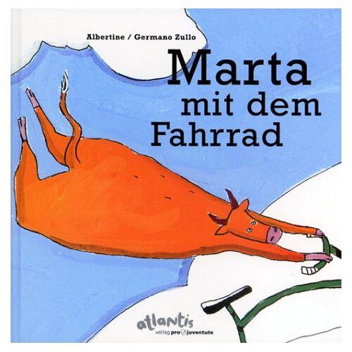 Albertine - Marta mit dem Fahrrad - Preis vom 20.10.2020 04:55:35 h