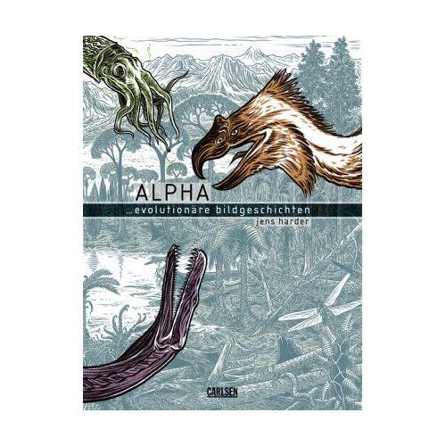 Jens Harder - Alpha-Katalog - Preis vom 06.04.2020 04:59:29 h