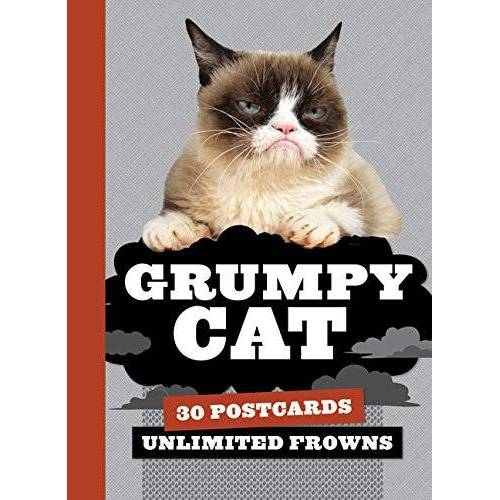 Grumpy Cat - Grumpy Cat Postcard Book (Stationery) - Preis vom 15.01.2021 06:07:28 h
