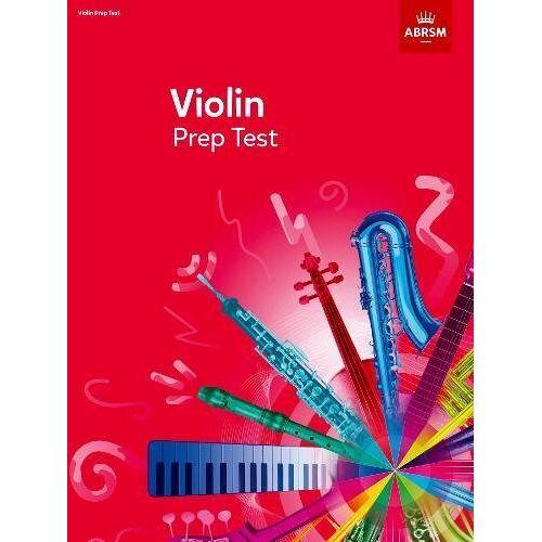 - Bullard, A: Violin Prep Test (ABRSM Exam Pieces) - Preis vom 21.10.2020 04:49:09 h