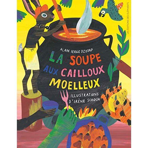 - La soupe aux cailloux moelleux - Preis vom 21.01.2021 06:07:38 h