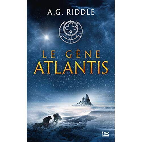 - La Trilogie Atlantis, T1 : Le Gène Atlantis (La Trilogie Atlantis (1)) - Preis vom 28.02.2021 06:03:40 h