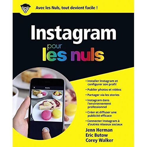 - Instagram pour les nuls - Preis vom 20.10.2020 04:55:35 h