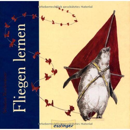 Sebastian Meschenmoser - Fliegen lernen - Preis vom 06.05.2021 04:54:26 h
