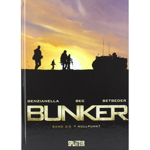 Christophe Bec - Bunker 2: Nullpunkt - Preis vom 22.04.2021 04:50:21 h