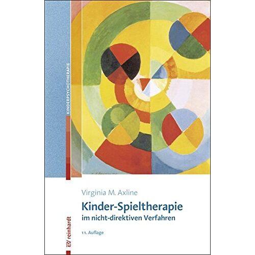 Axline, Virginia M. - Kinder-Spieltherapie im nicht-direktiven Verfahren - Preis vom 22.10.2020 04:52:23 h