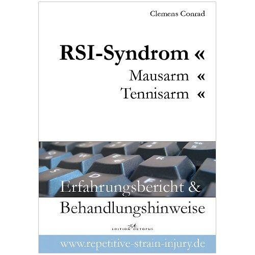 Clemens Conrad - RSI-Syndrom, Mausarm, Tennisarm - Preis vom 12.02.2020 05:58:47 h