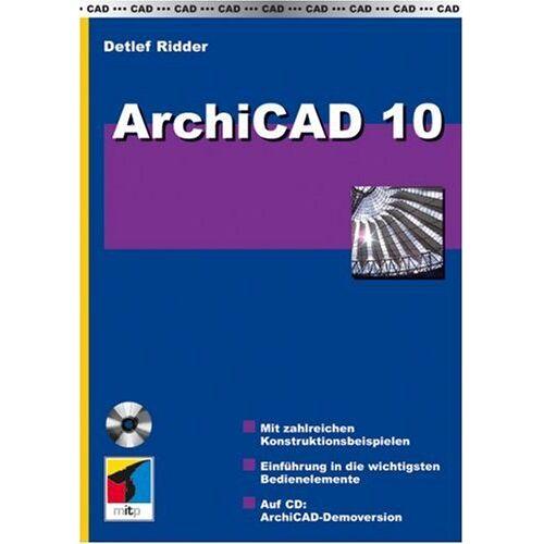 Detlef Ridder - ArchiCAD 10 - Preis vom 28.02.2021 06:03:40 h