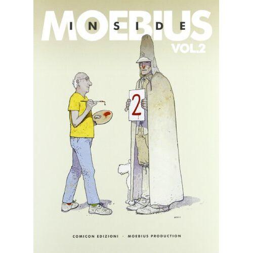 Moebius - Inside Moebius - Preis vom 05.09.2020 04:49:05 h