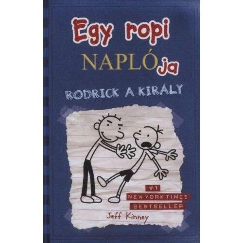 Jeff Kinney - Egy ropi naplója 2. – Rodrick a király - Preis vom 04.09.2020 04:54:27 h