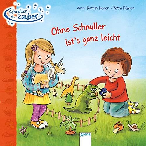 Ann-Katrin Heger - Schnullerzauber. Ohne Schnuller ist's ganz leicht - Preis vom 07.04.2020 04:55:49 h