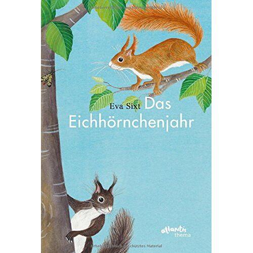 Eva Sixt - Das Eichhörnchenjahr - Preis vom 20.02.2020 05:58:33 h