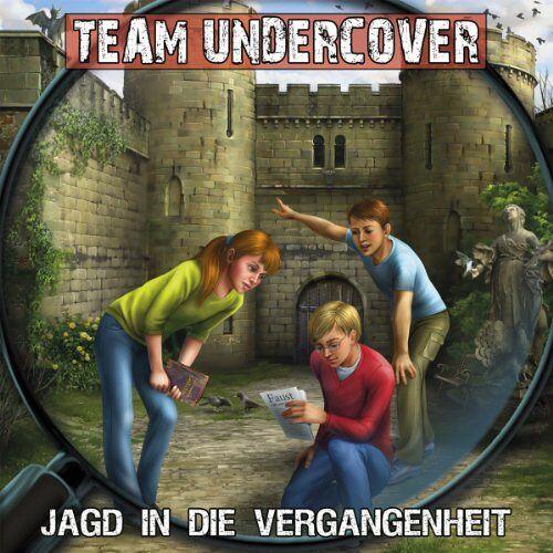 Team Undercover - Team Undercover 8: Jagd in die Vergangenheit - Preis vom 10.05.2021 04:48:42 h