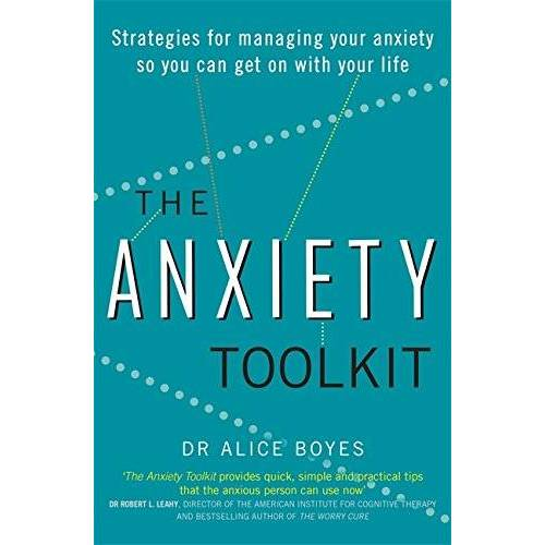 Boyes, Dr Alice - The Anxiety Toolkit - Preis vom 13.04.2021 04:49:48 h