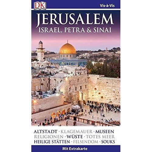 - Vis-à-Vis Reiseführer Jerusalem. Israel, Petra & Sinai: mit Extrakarte & Mini-Kochbuch - Preis vom 05.09.2020 04:49:05 h