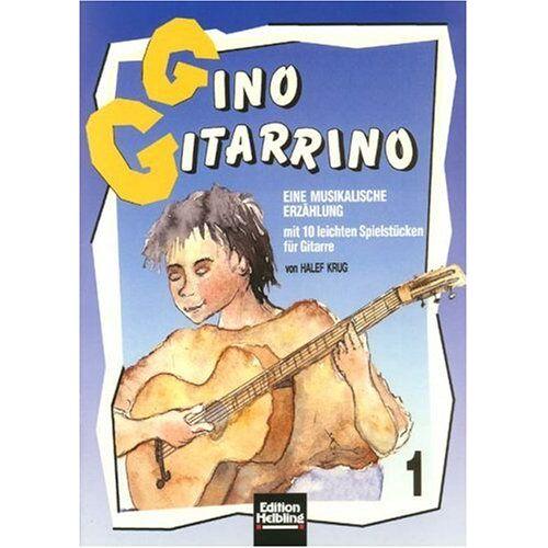 - Gino Gitarrino 1. Gitarre - Preis vom 12.06.2019 04:47:22 h