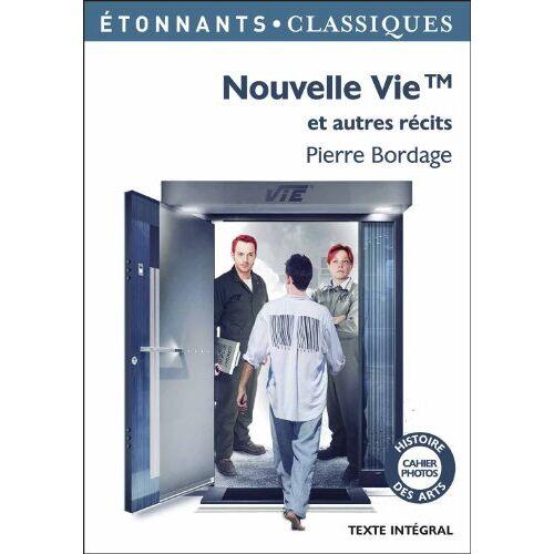 Pierre Bordage - Nouvelle vie et autres récits - Preis vom 10.04.2021 04:53:14 h