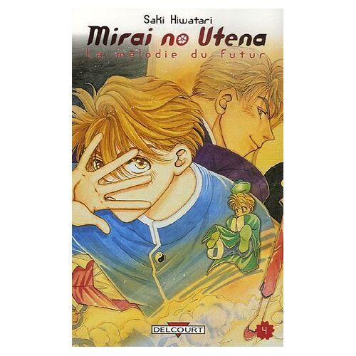 Saki Hiwatari - Mirai no Utena, Tome 4 : - Preis vom 16.01.2021 06:04:45 h