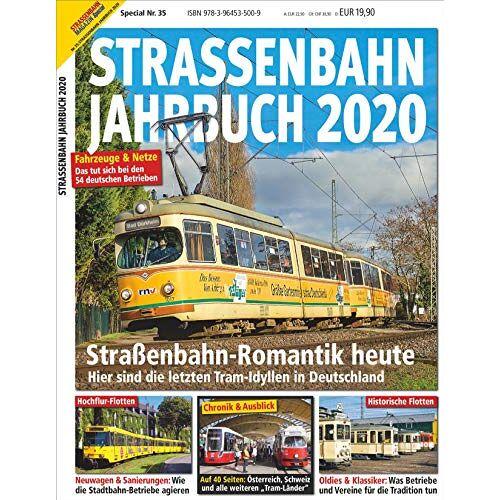 - STRASSENBAHN JAHRBUCH 2020: Straßenbahn Magazin Special 35 - Preis vom 10.05.2021 04:48:42 h