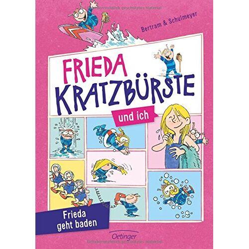 Rüdiger Bertram - Frieda Kratzbürste und ich. Frieda geht baden - Preis vom 14.04.2021 04:53:30 h
