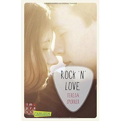 Teresa Sporrer - Rock'n'Love (Ein Rockstar-Roman) (Die Rockstar-Reihe) - Preis vom 18.04.2021 04:52:10 h