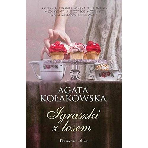 Agata Kolakowska - Igraszki z losem - Preis vom 26.01.2021 06:11:22 h