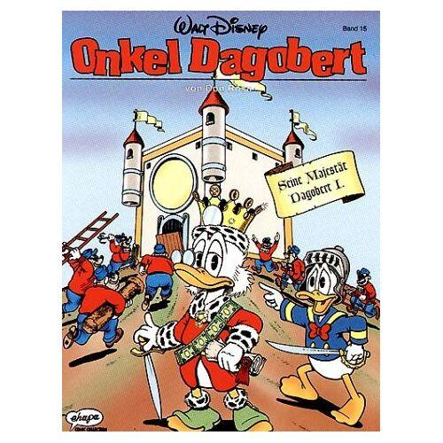 Walt Disney - Onkel Dagobert, Bd.15, Seine Majestät Dagobert I. - Preis vom 08.05.2021 04:52:27 h