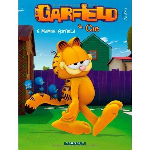 Jim Davis - Garfield et Cie, Tome 6 : Maman Garfield - Preis vom 06.04.2021 04:49:59 h