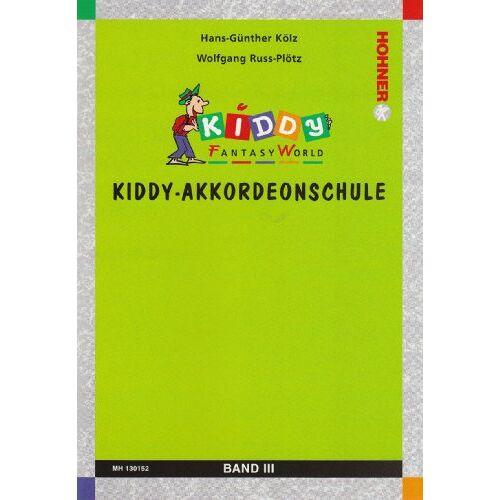 - Kiddy Akkordeonschule 3. Akkordeon - Preis vom 17.10.2019 05:09:48 h