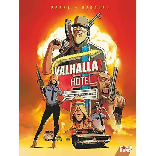 - Valhalla Hôtel - Tome 01: Bite the bullet (Valhalla Hôtel, 1) - Preis vom 18.04.2021 04:52:10 h