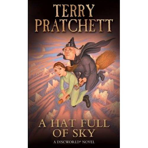 Terry Pratchett - A Hat Full of Sky: A Story of Discworld (Discworld Novels, Band 32) - Preis vom 21.10.2020 04:49:09 h