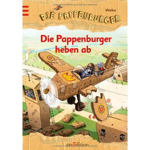 Walko - Die Pappenburger - Die Pappenburger heben ab - Preis vom 06.09.2020 04:54:28 h