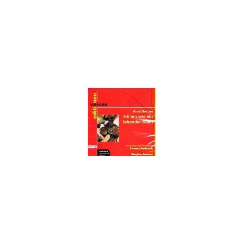 Anne Sexton - Ich bin wie ein lebender Stein, 1 Audio-CD - Preis vom 01.03.2021 06:00:22 h