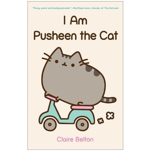 Claire Belton - I Am Pusheen the Cat - Preis vom 15.02.2020 06:02:38 h