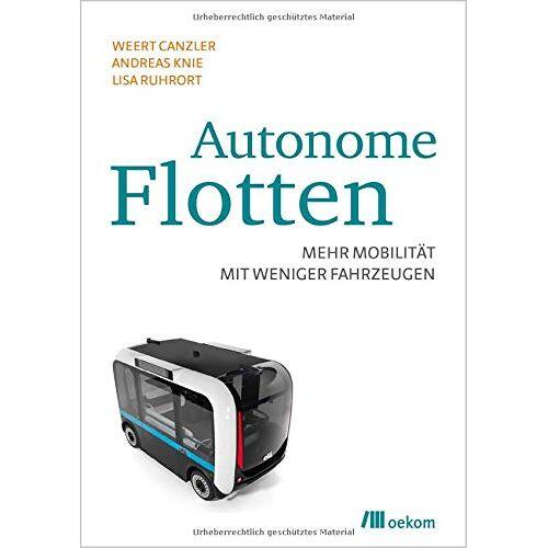 Weert Canzler - Autonome Flotten - Preis vom 18.04.2021 04:52:10 h