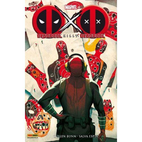 Cullen Bunn - Deadpool killt Deadpool - Preis vom 28.02.2021 06:03:40 h