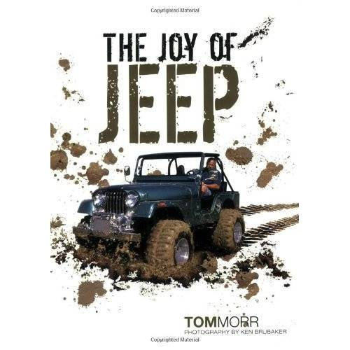 Tom Morr - The Joy of Jeep - Preis vom 25.02.2021 06:08:03 h