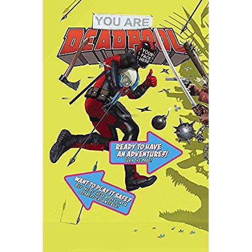 Al Ewing - You Are Deadpool (You Are Deadpool (2018), Band 1) - Preis vom 08.03.2021 05:59:36 h
