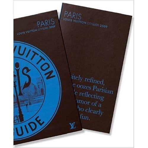 - Louis Vuitton - Paris - City Guide 2009 - Preis vom 14.04.2021 04:53:30 h