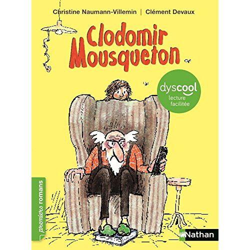 - Clodomir Mousqueton : Dyscool lecture facilitée - Preis vom 20.10.2020 04:55:35 h