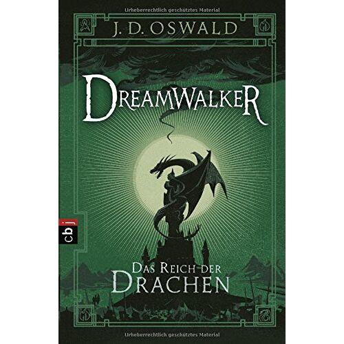 James Oswald - Dreamwalker - Das Reich der Drachen (Die Dreamwalker-Reihe, Band 4) - Preis vom 27.02.2021 06:04:24 h