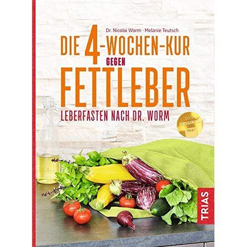 Nicolai Worm - Die 4-Wochen-Kur gegen Fettleber: Leberfasten nach Dr. Worm - Preis vom 19.01.2021 06:03:31 h