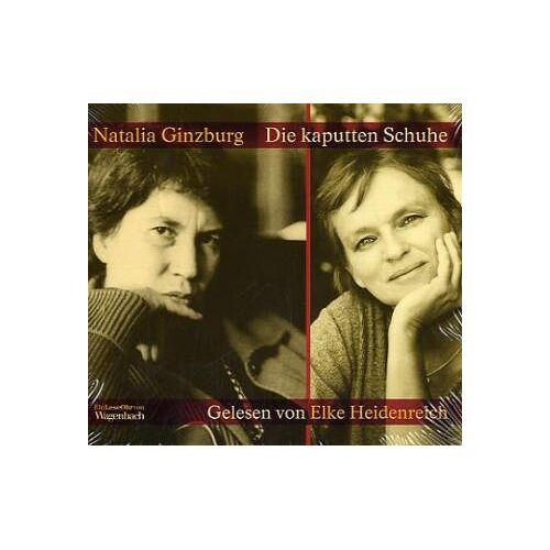 Natalia Ginzburg - Die kaputten Schuhe, 1 Audio-CD - Preis vom 12.05.2021 04:50:50 h