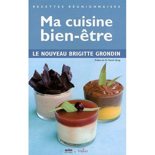Brigitte Grondin - Ma cuisine bien-être - Preis vom 19.10.2020 04:51:53 h