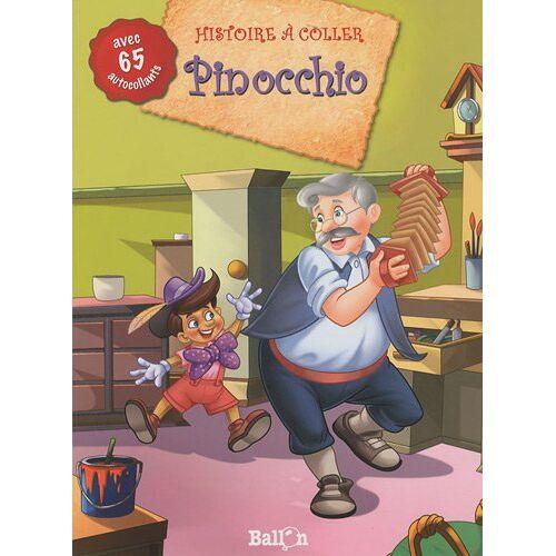 Ballon - Pinocchio (-) - Preis vom 12.05.2021 04:50:50 h