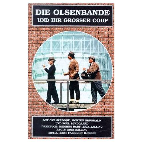 - Die Olsenbande 4 ...und ihr großer Coup [VHS] - Preis vom 20.10.2020 04:55:35 h