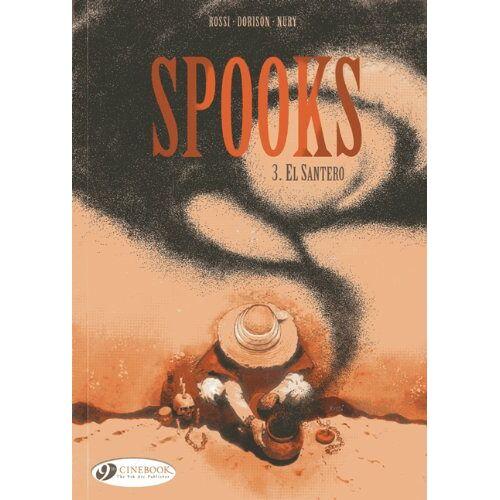 Xavier Dorison - Spooks - Preis vom 18.10.2020 04:52:00 h